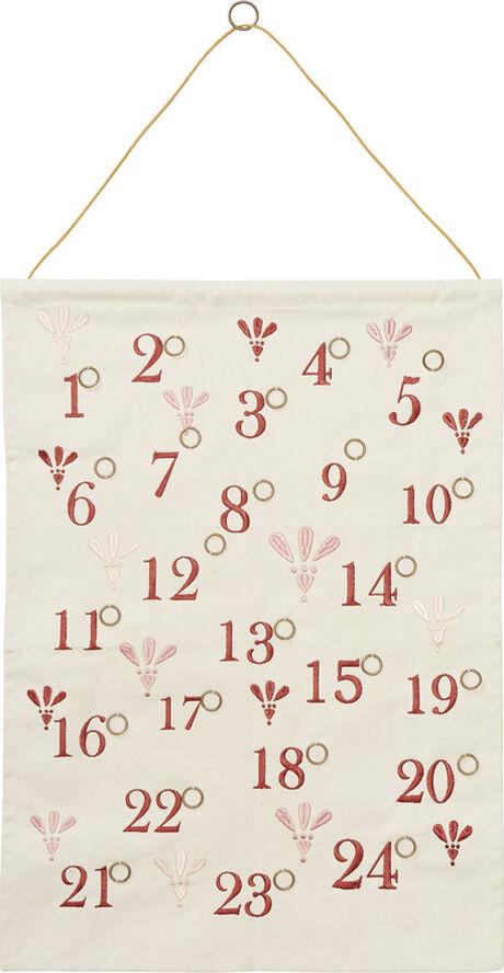 Christmas Advent Calendar - GOTS