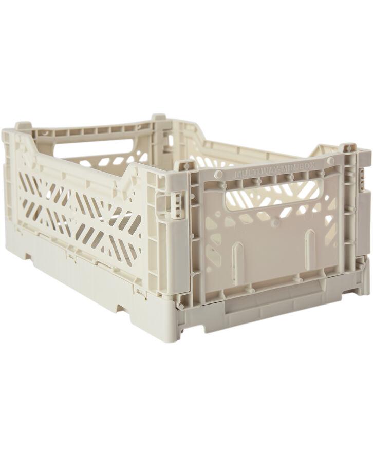 Colour Crate S Light Grey