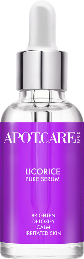 Pure Serum Liqorice 10 ml.