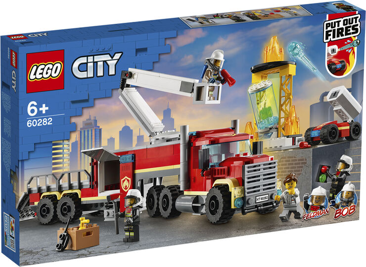 Brandvæsnets kommandoenhed