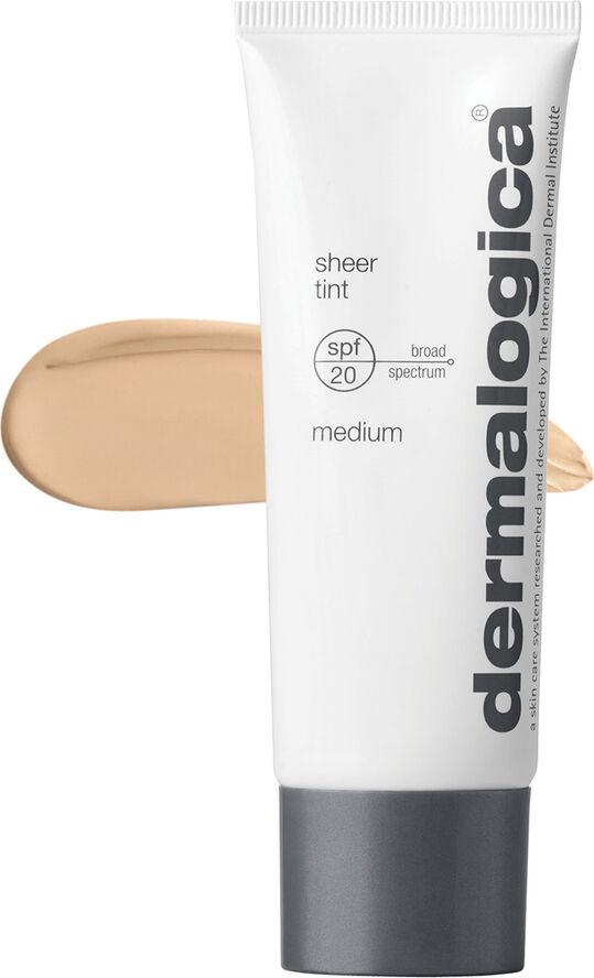 Sheer Tint Medium SPF 20 40 ml.
