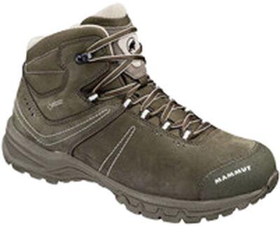 Mammut Nova III Mid GTX vandrestøvler, Bark-White