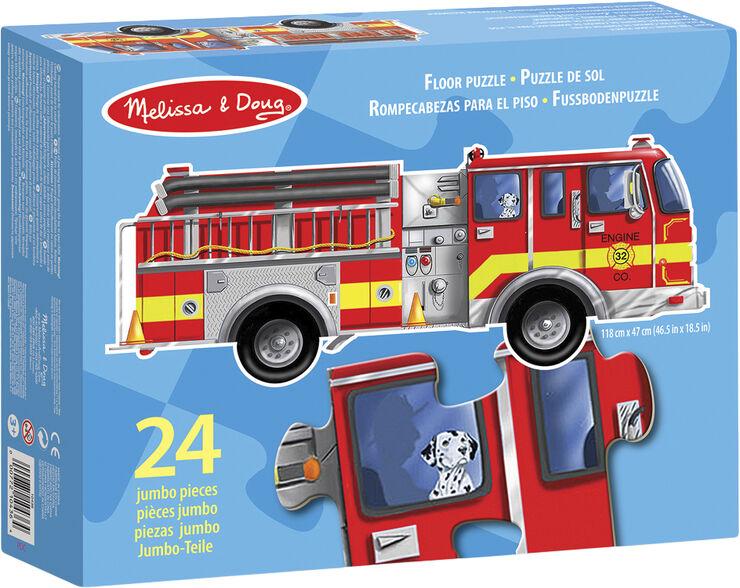 Giant Fire Engine Floor 24 pc