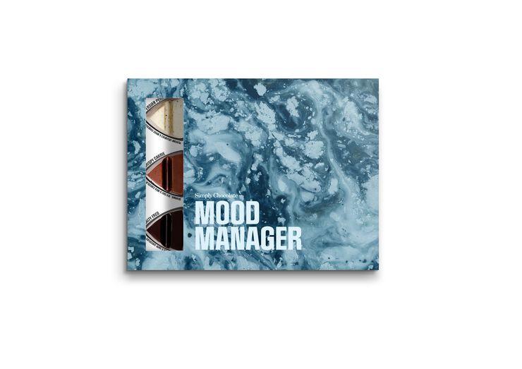 """MOOD MANAGER"" - Chokoladeæske m/ 12 stk."