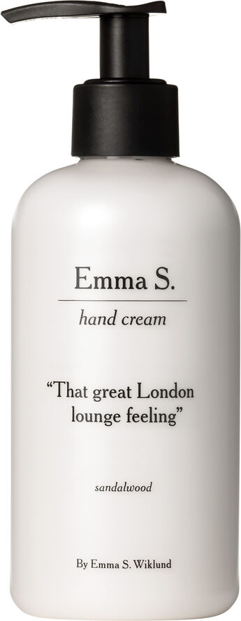 Hand Cream London Lounge 250 ml.