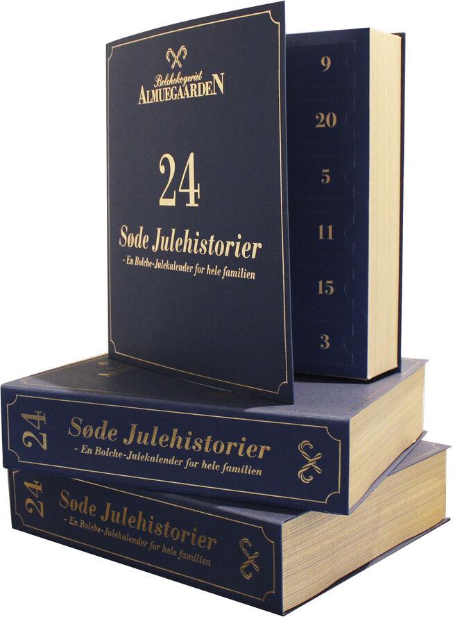 Almuegaardens Julekalender 2019 - Blå