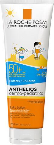 Anthelios Børn Wet Skin lotion SPF50+ 250 ml.