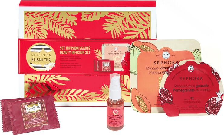 Beauty Infusion Set - Sephora Collection X Kusmi Tea