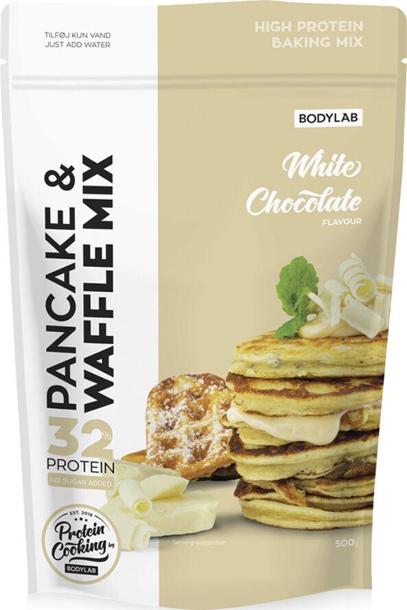 Protein Pancake Mix White Chocolate