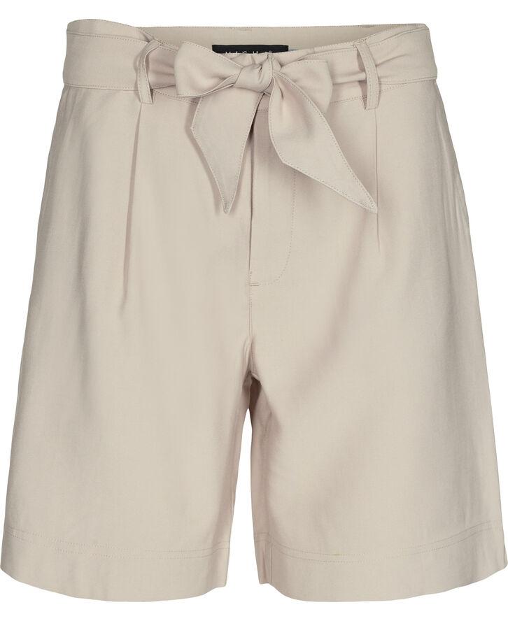 Shorts_ Viscose Blend
