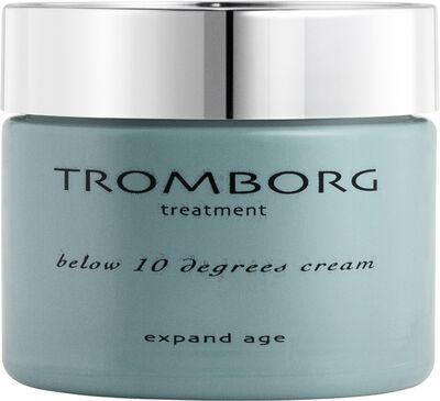 Below 10 Degrees Cream