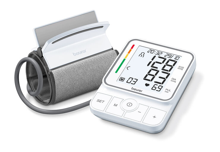 Blodtryksmåler easyClip til overarmen BM 51