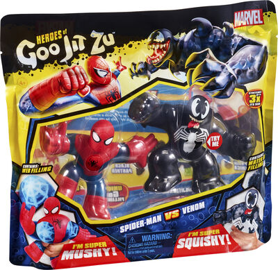 Goo Jit Zu Marvel Superheroes Two Pack