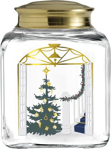 Holmegaard Christmas Julekageglas 2020 multi H16