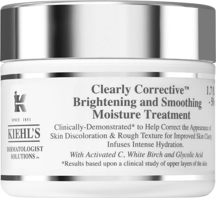 Clearly Corrective Brightening & Smoothing Moisture Treatment 50 ml.