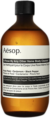 A Rose By Any Other Name Body Cleanser 500mL Screw Cap