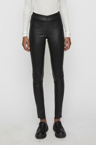 Nex leather leggings