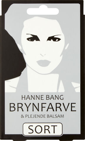 Brynfarve SORT