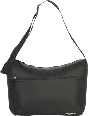 Foldable Shoulderbag 10L_black