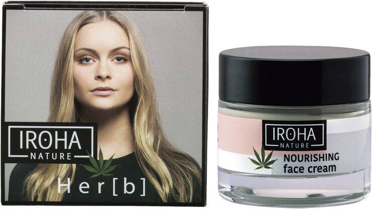 Iroha HEMP Cannabis Face Cream
