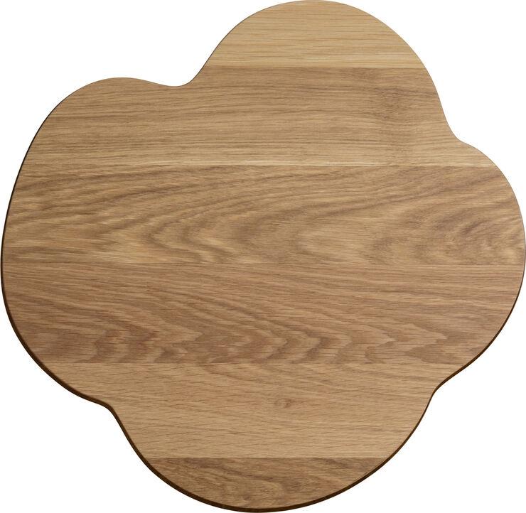 Aalto serveringsbræt 33,9 x 34,6 cm - eg