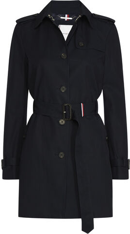 HERITAGE SINGLE BREASTED TRENCH