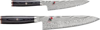 Knivsæt 2 dele MIYABI 5000 FC-D