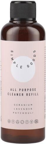 Refill All Purpose Cleaner - Geranium, Lavendel, Patchouli 1