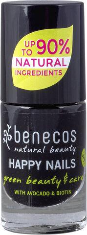 benecos Nail Polish, 5ml, licorice