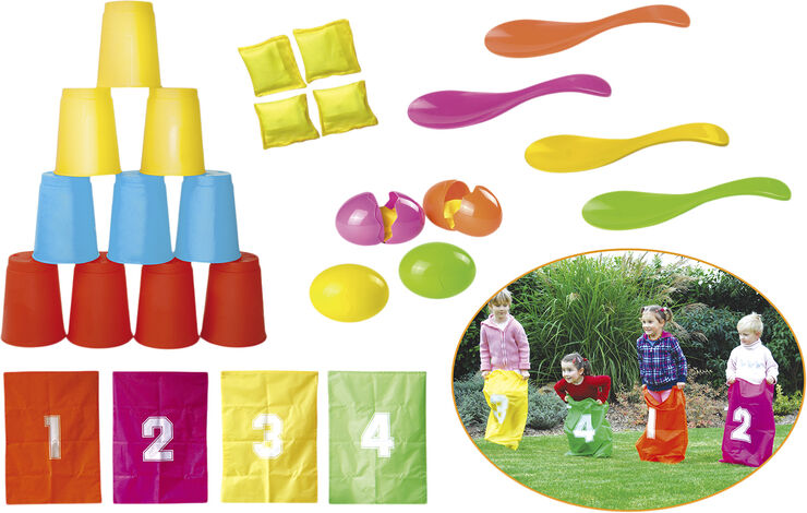 SS Party Game Set