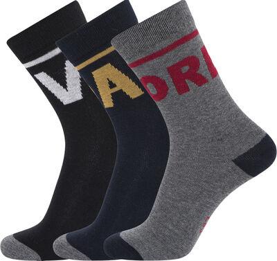 CR7 Kids socks 3-pack