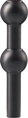 STOFF Nagel® vase til lysestage, sort