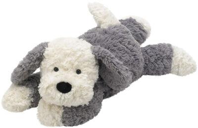 Tumblie Sheepdog hund, 35 cm
