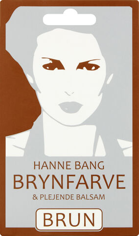 Brynfarve BRUN