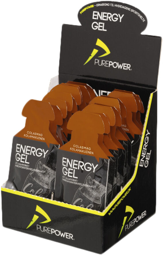 Energy Gel Cola 40 g 18 stk.