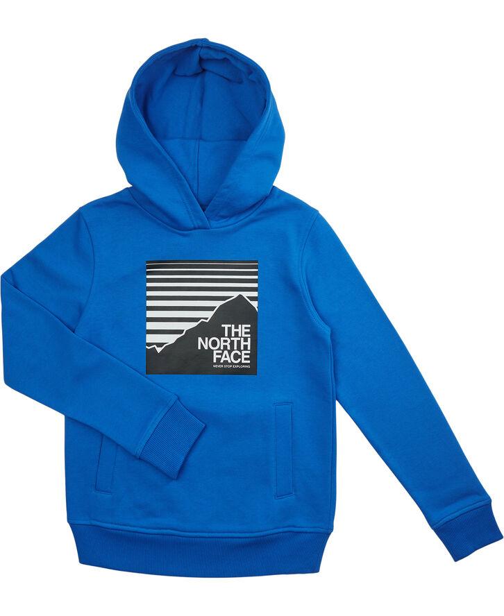 Y BOX P/O HOODIE HERO BLUE