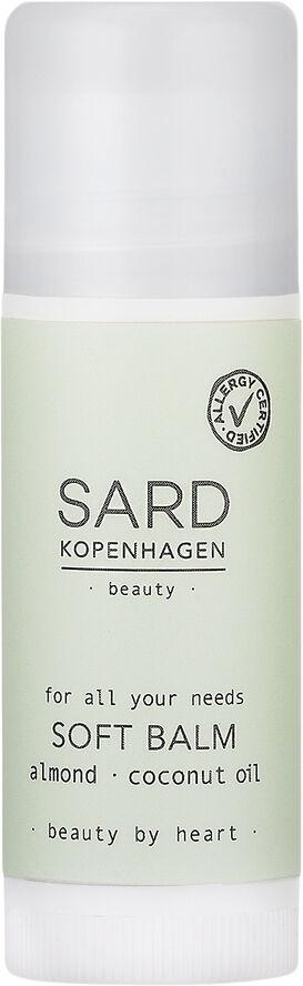 SARDkopenhagen SOFT BALM STICK, 17 ml.