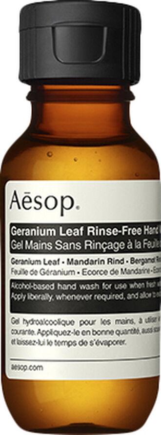 Geranium Leaf Rinse-Free Hand Wash 50mL