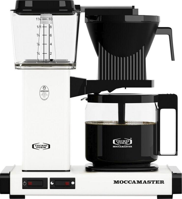 Kaffemaskine White