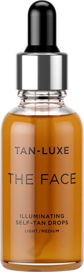 THE FACE Light / Medium 30 ml