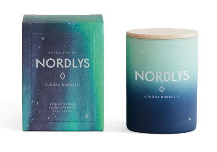 NORDLYS 55gr Mini Scented Candle