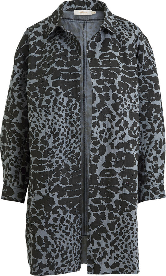 Giant leopard OS jacket