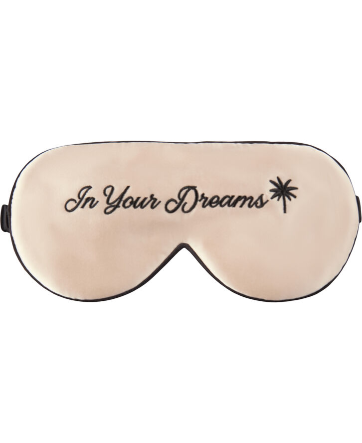 Sovemaske ivory in your dreams
