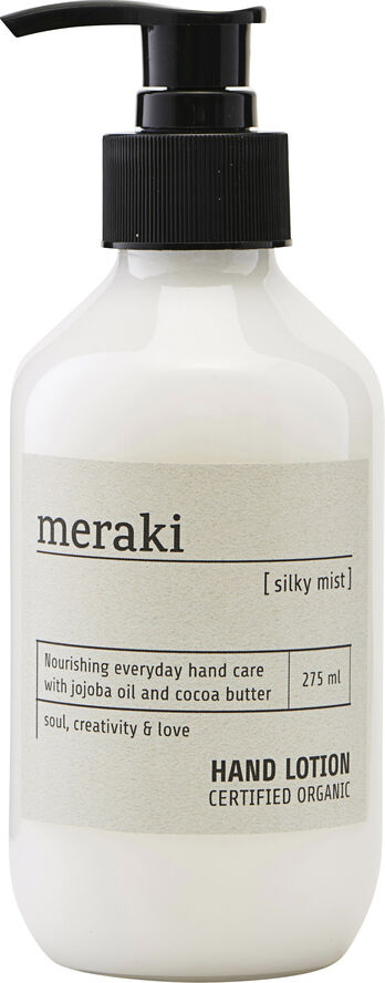 Hånd lotion, Silky mist