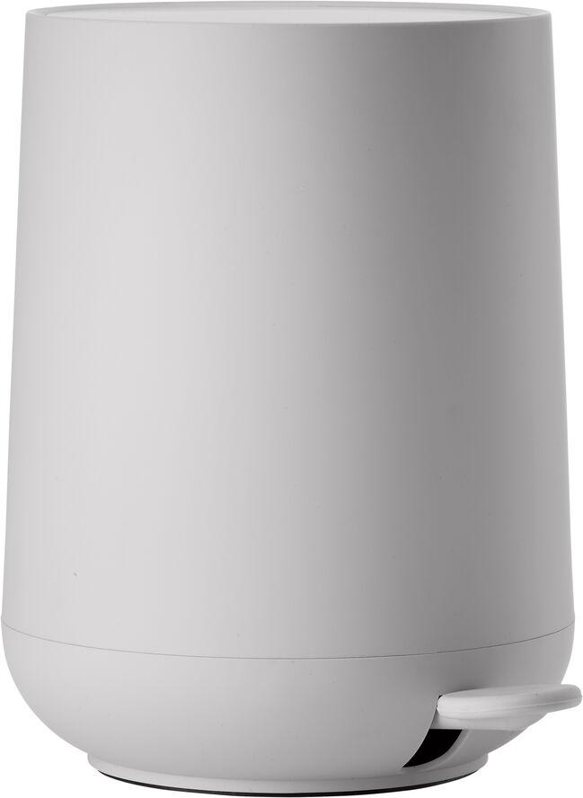Pedalspand , Soft  Grey, 5 L.