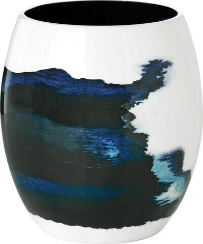 Stockholm vase, Ø 14 cm, lille - Aquatic