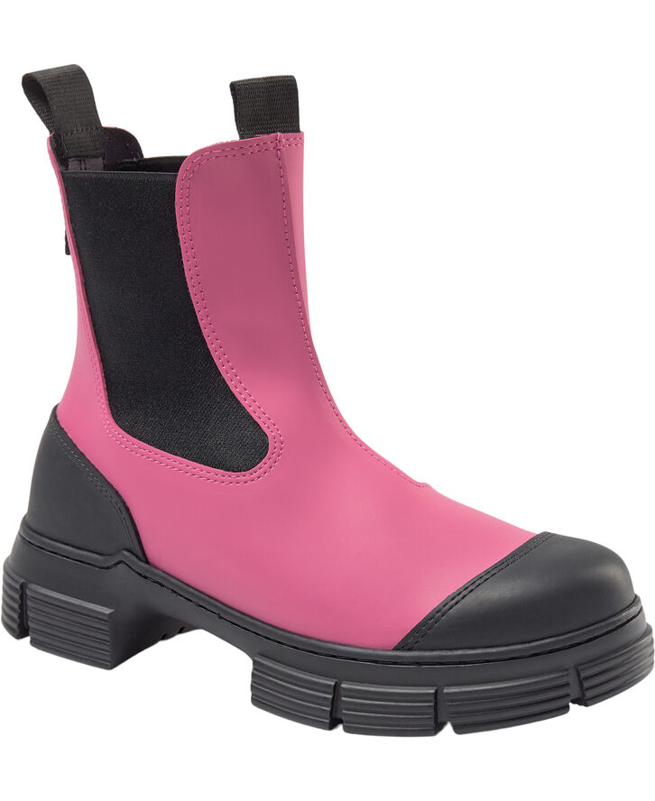 S1553 Recycled City rubber boots