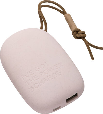 toCHARGE, power bank, dusty pink,