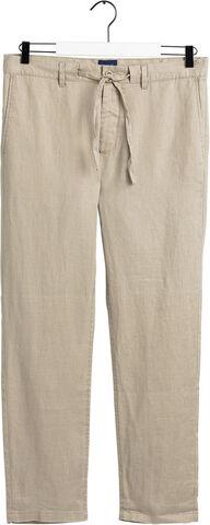 D2. RELAXED LINEN DS PANTS