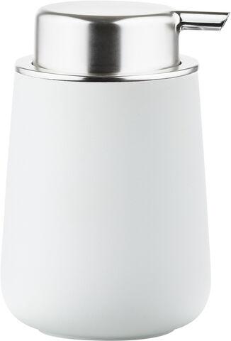 Sæbedispenser Nova - Porcelæn/soft touch